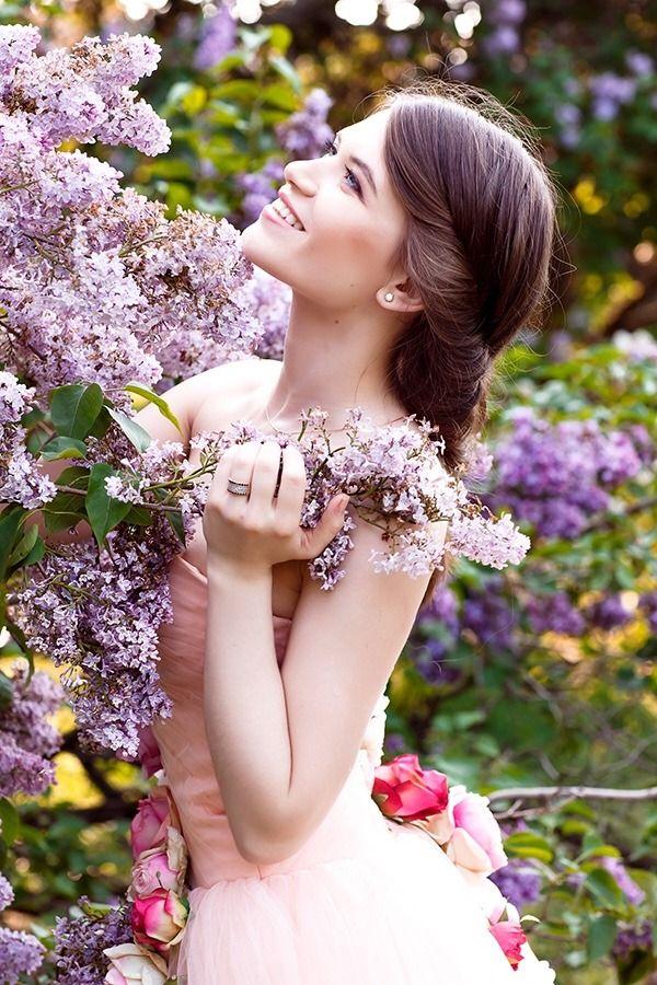 это идеи для фотографии цветов своим