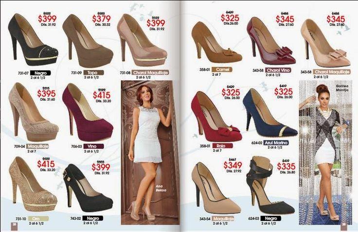 Zapatos de Tacon para Mujer / Rebajas Cklass Otoño Invierno 2014