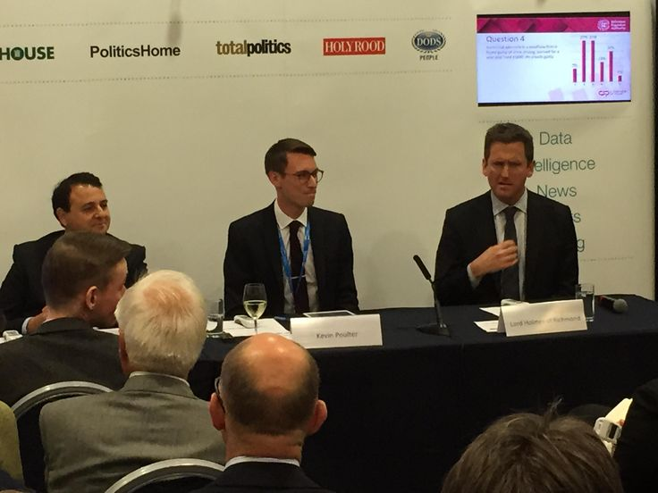 Mixed views in the room at our Conservative Party Conference fringe event on what to do to if an advocate is guilty of drink driving - Alberto Costa says it's not an unusual case #questionoftrust #solicitors #legal #professional #standards