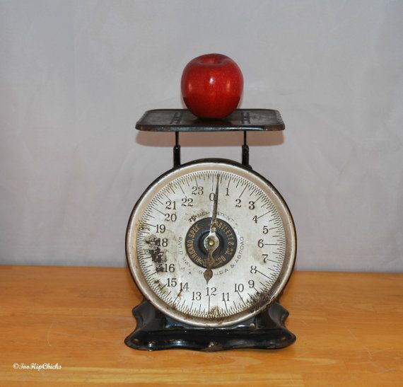 Working h s b and co rev o noc black household scale c for Rustic kitchen scale