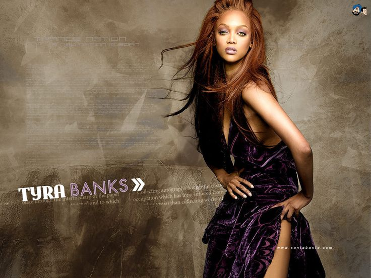Delightful Tyra Banks ...Yummy Celebrity...