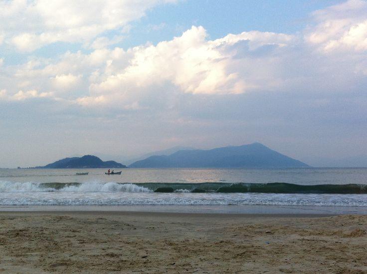 Praia de Cima - Pinheira-SC