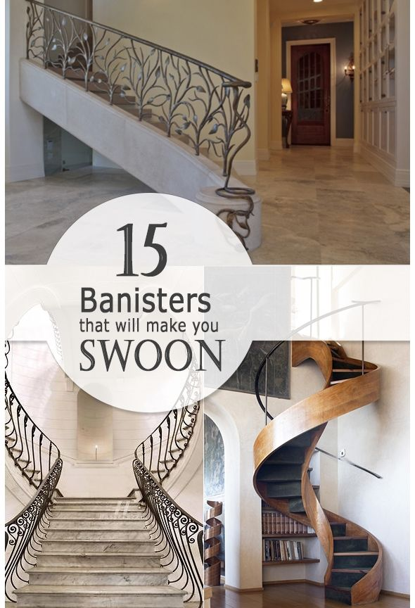 267 best Stairs & Ironwork images on Pinterest | Staircases ...