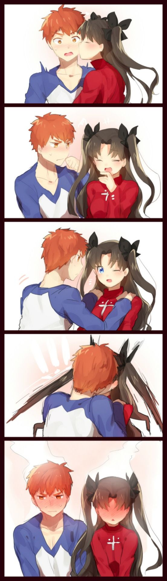 rin and shirou ending relationship