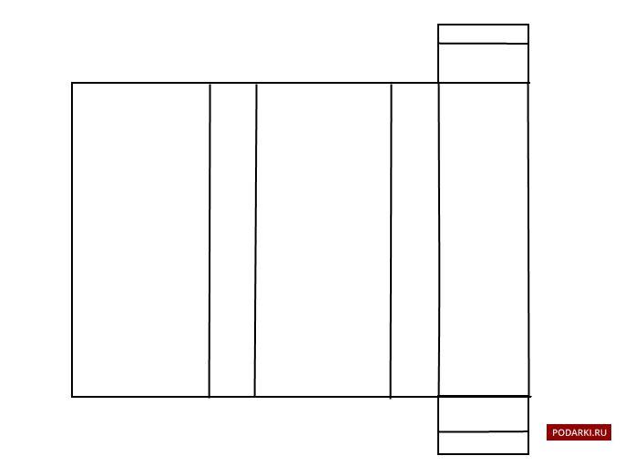 Схема открытка шоколадницы, швейная машинка для