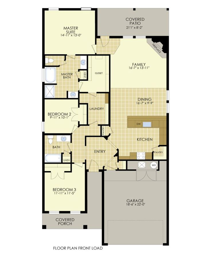 22 best Home plans images on Pinterest   Floor plans, Home plans and ...