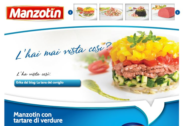 Lotto di carne in scatola Manzotin di Auchan e Coop | Notiziein.it