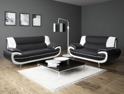 Metro Sofas Are Delivering Their Stylish, Beautiful, Trendy And  Contemporary Two Seated Leather Sofa To Their Customers In UK Part 44