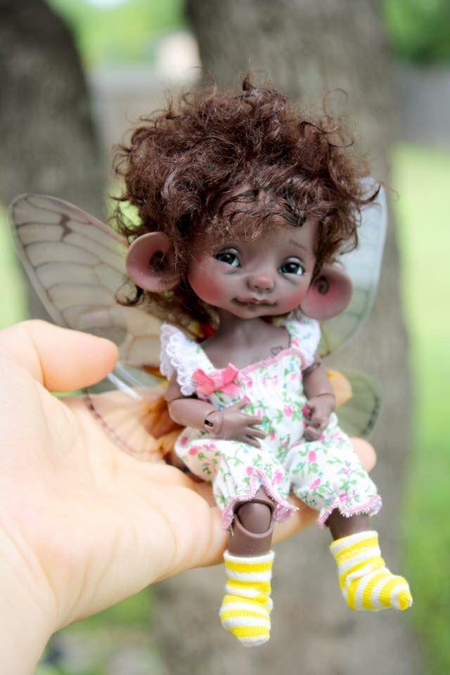 NikkiBritt OOAK Art Doll BJD's