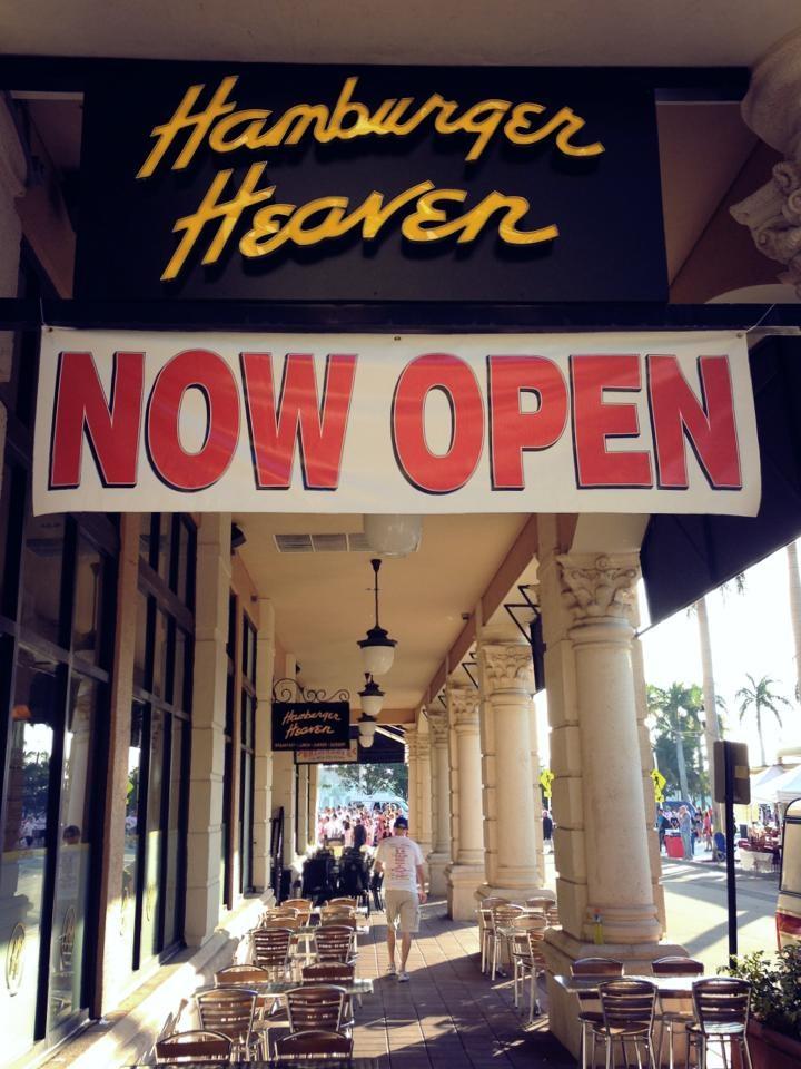 Palm Beach's iconic Hamburger Heaven | Boca Raton Magazine