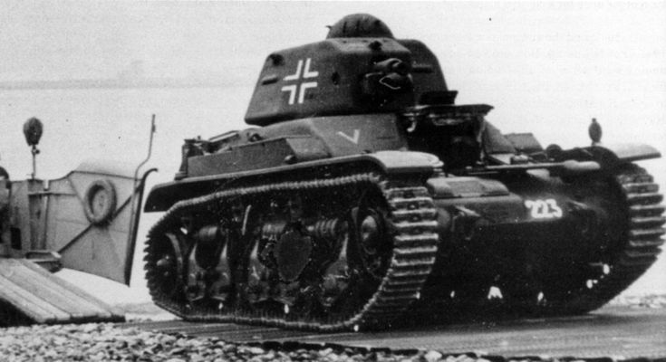 Renault R35 Variants in German Service – Part 1 | For the Record
