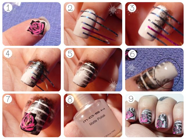 The Digit-al Dozen: How to...Using Striping Tape