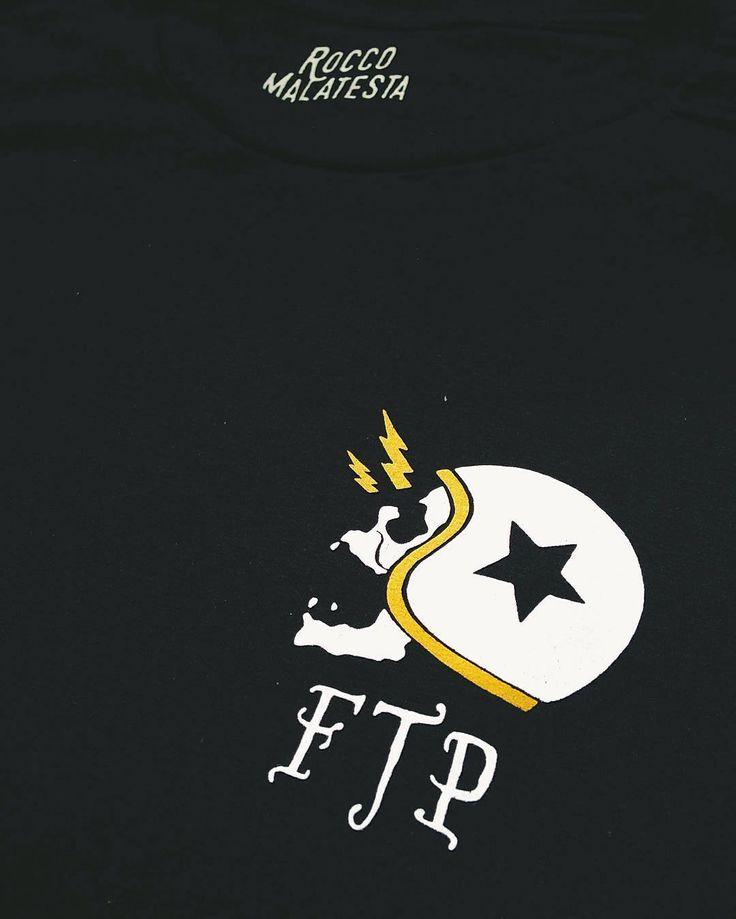 F.T.P.  . . . . . . . . #ink #illustration #print #custom #shirt #art #fun #apparel #draw #design #drawing #patchgame #sketching #screenprint #clothing #420 #berlin #sharpie #pen #tattoo #traditional #tshirt #black #artwork #ftp #biker #handmade #printmaker #printmaking #surf