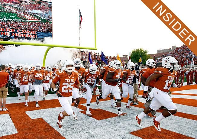 The 2014 season may be the most anticipated season in Longhorn history.