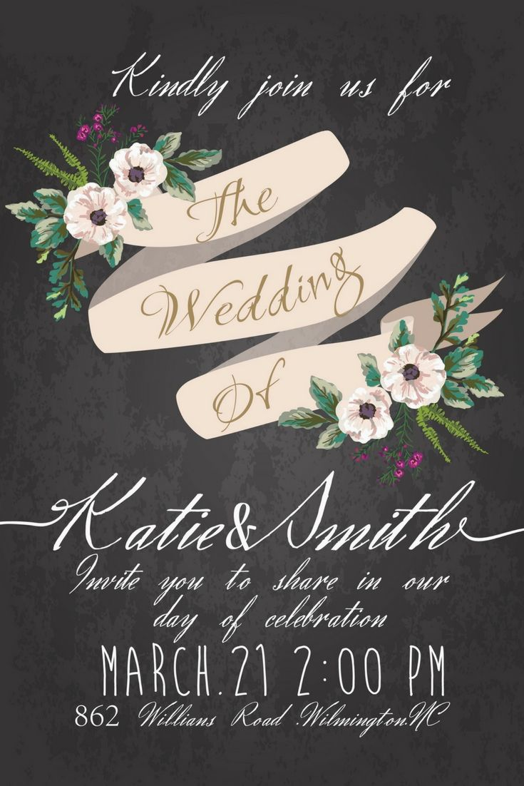 Top Quality Wedding Invitations Template Online For Your Personal ...