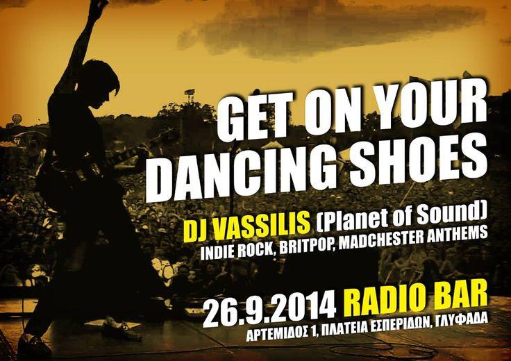 Vassilis Dj Set at Radio Bar in Glyfada (2014)