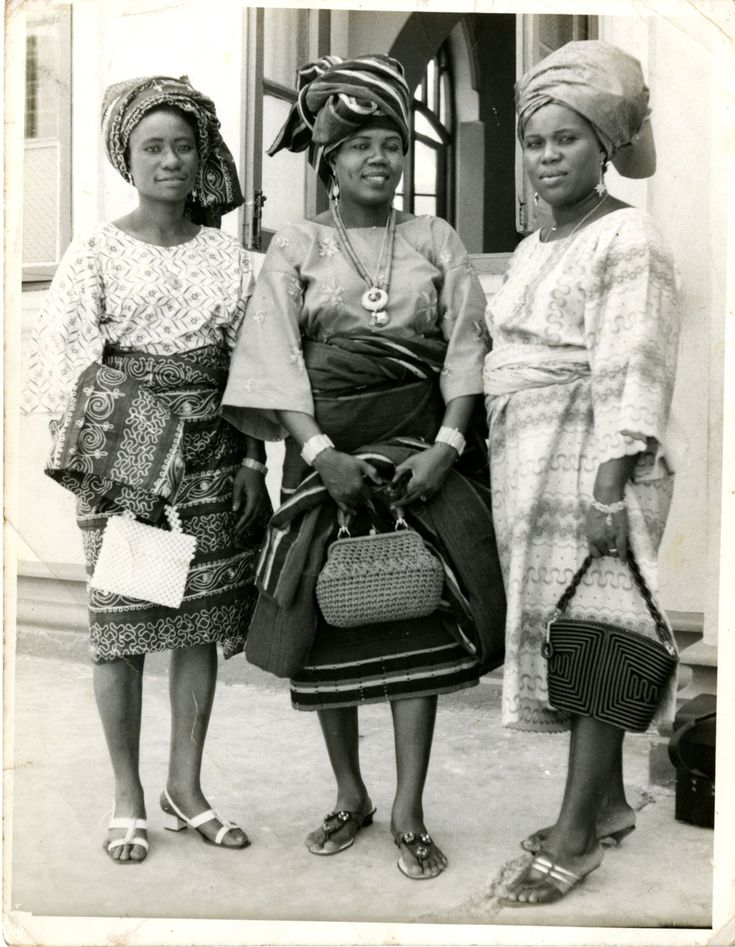 throwback: my grandmother in nigeria circa 1970's  #Nigerian Fashion #1970's