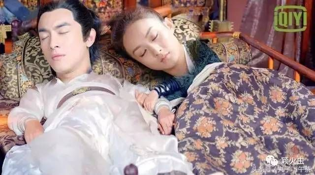 """Zhao Liying Lin updated last night, sugar, but in fact, """"Chiao Chuan"""" star sweet couple is not much sweet - Sohu Entertainment"""