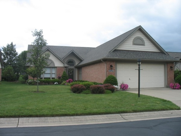 Cincinnati And Warren County Ohio Patio Homes: Lebanon Patio Homes:  Hathaway Commons Community Information