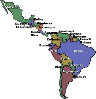 the 25 best central america map ideas on pinterest belize