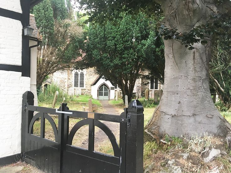"""In England, You Can Camp in Abandoned Medieval Churches """"Champing"""" supports the upkeep of village churches, while offering travelers a unique overnight stay."""