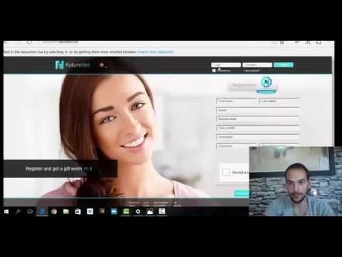 Otp account set up in futurenet