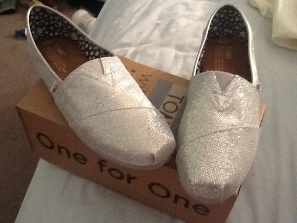 kind of love these for dancing the night away at prom...