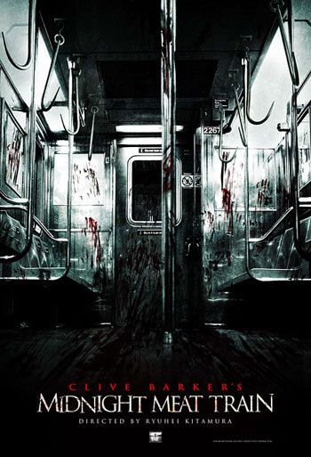 "The Midnight Meat Train (2008) - Photographer witnesses brutal murders & horror on late night subway train. Worth a watch. Though it had a predictable ending, it also had an original storyline, wicked humour, good gore & some squirmalicious moments. All-star cast led by Bradley Cooper & Vinnie Jones. The CGI dragged it down for me & the ""creatures"" were too fake looking, but still worth watching once."