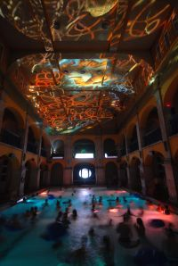 Cinetrip Sparty - #Budapest #Hungary #spa #party