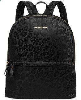 MICHAEL Michael Kors Nylon Large Backpack, a Macys Exclusive Style - Handbags Accessories - Macys
