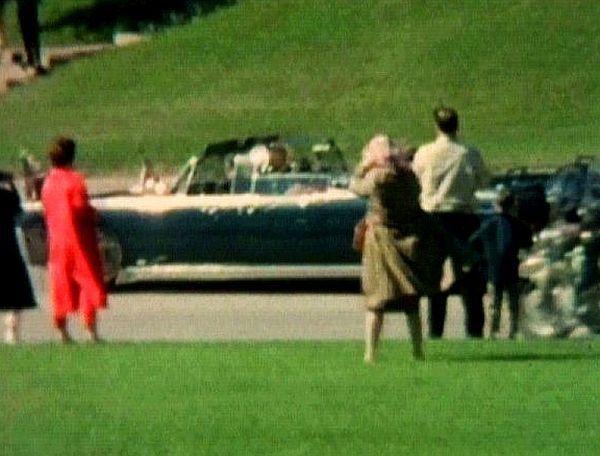 babushka lady | The Babushka lady at the center of Kennedy assassination conspiracies