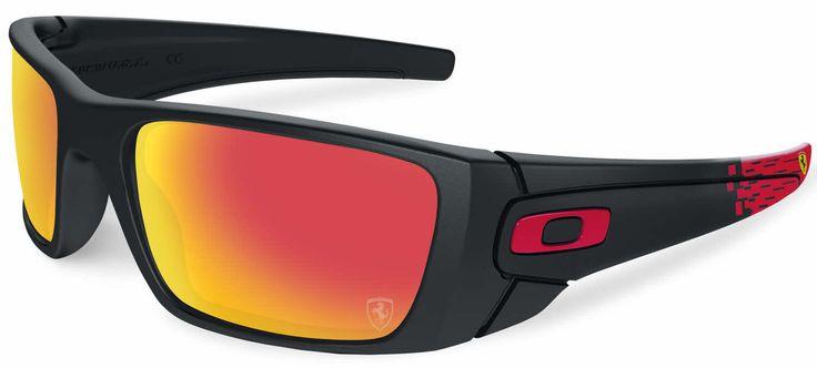 Oakley Ferrari Collection - Fuel Cell Sunglasses
