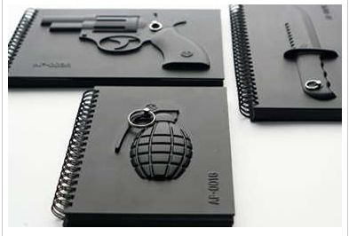 Military Notebook. Cheap boyfriend gift ideas find more at http://buyhimthat.com