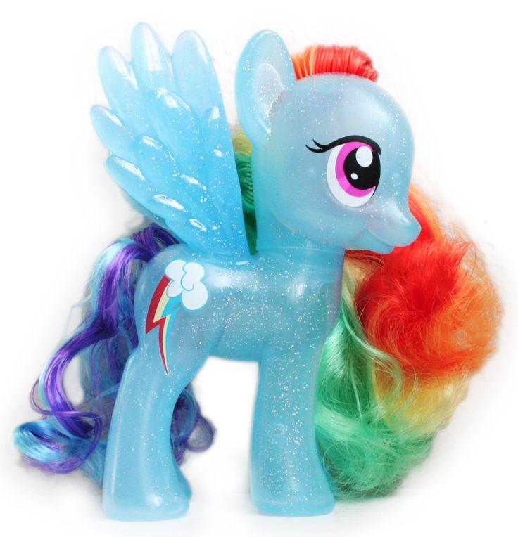 2013 Fashion Size Rainbow Dash Tru Ex G4 My Little Pony Reference Ponies Friendship Is