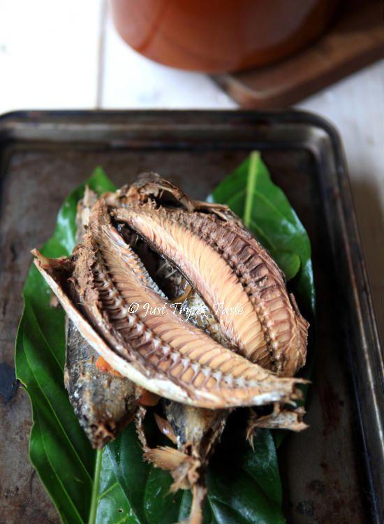 Just Try & Taste: Resep Homemade Pindang Ikan Tongkol