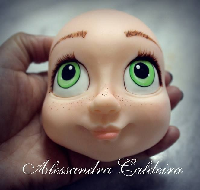 Alessandra Caldeira FACE