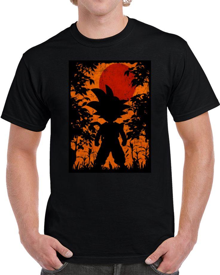 Goku In Mount Paoz  T Shirt