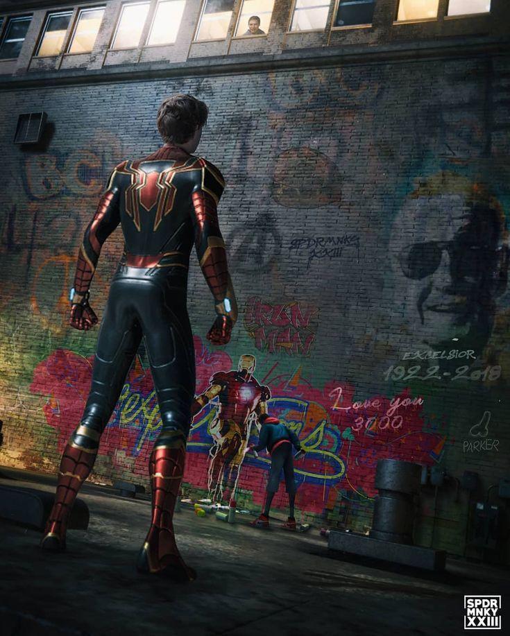🤐😍 • folge @marvel_dc_p für den täglichen Superhelden-Inhalt 🔥 • … – Marvel