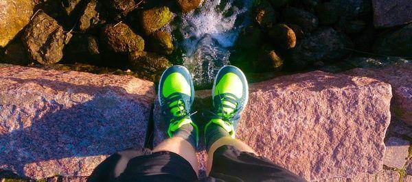 Nike Free Run 3.0 juoksukengät - Ohituskaistalla