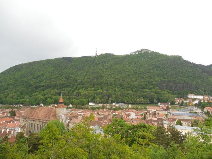 Tâmpa Nature reserve - Brasov