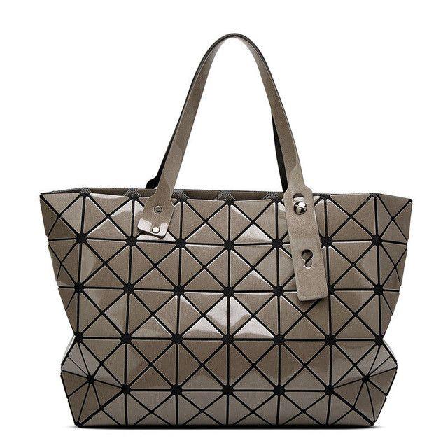 YUTUO Hot Sale BaoBao Bag Folding Fashion Shoulder Handbags Bao Bao Fashion Casual Women Tote Top Handle Bags High Quality