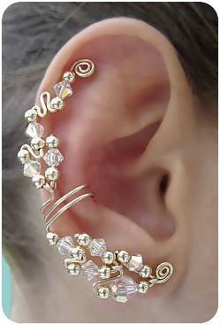 Tendência   Ear Cuff - VilaClub