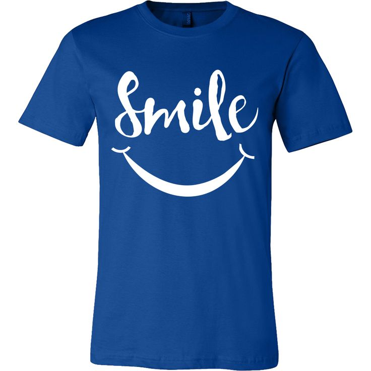 SMILE :) Muscles-Men's T-Shirts and Tanks