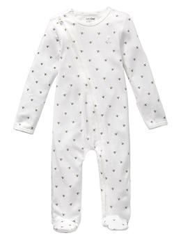 Favorite footed zip one-piece - Made for baby's first moments. In supersoft knits with delicate details, each piece is designed for baby's every day.