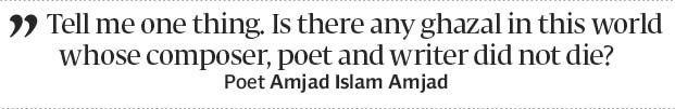 Asad Amanat Ali and the myth of the cursed ghazal - The Express Tribune