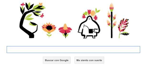 El Universal - Sociedad - Google celebra equinoccio de primavera