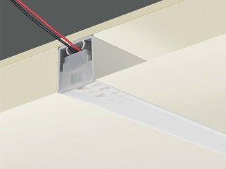 Rigid built-in LED light bar MAXIBAR - Quicklighting