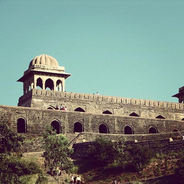 Baz Bahadur's Palace, Mandu, India Create your Trip Plan with www.TripJinnee.com  #architecture #mandu #madhyapradesh #love #roopmati #bazbahadur #lovestory #india #incredibleindia #Mughal #mptourism #travel #indiatravel #trip #heritage #fort #narmada #Palace #Ancient #Castle #Architecture #IndianArchitecture #Tourism #Travel #History #Journey #Destinations #tripjinnee #incredibleindia
