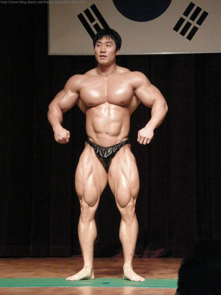 muscular male escort seoul