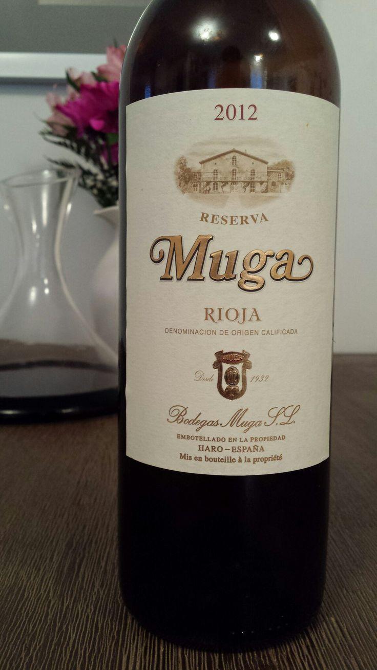 Muga Reserva 2012 Rioja